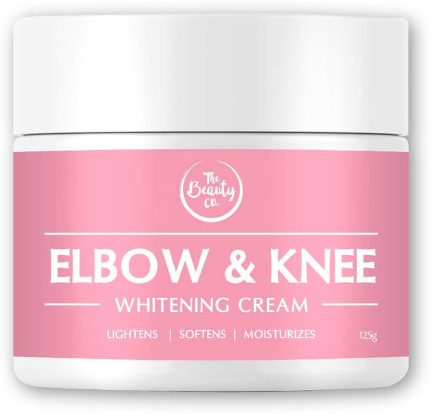 The Beauty Co. Elbow & Knee Whitening Cream