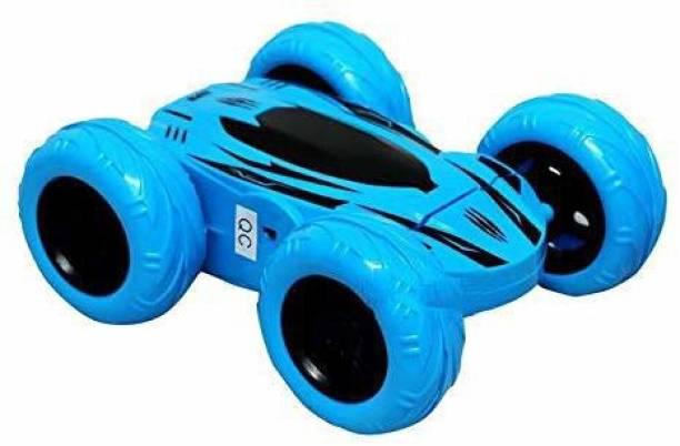 Smartcraft Power Legend 360 Degree Stunt Remote Control Car with Wide Tyres, Recharegable