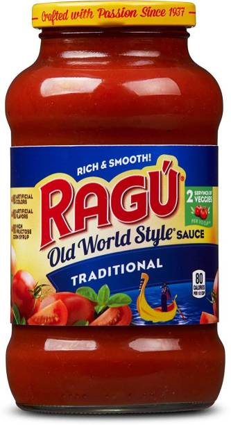 Ragu Traditional Old World Style Pasta Sauce Sauce