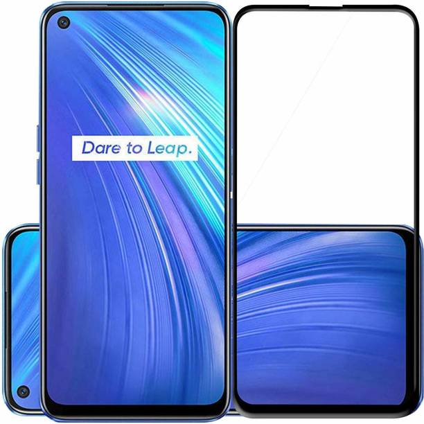 Power Edge To Edge Tempered Glass for Realme 6