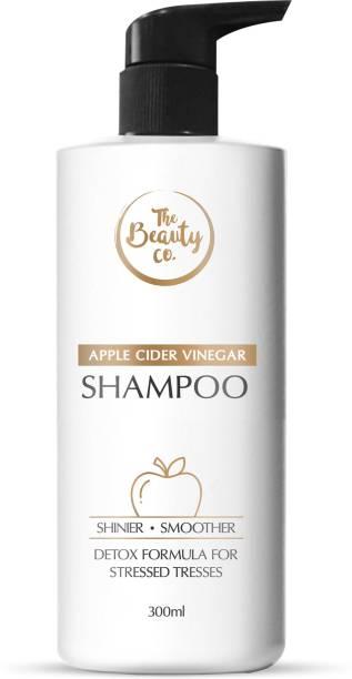 The Beauty Co. Apple Cider Vinegar Shampoo For