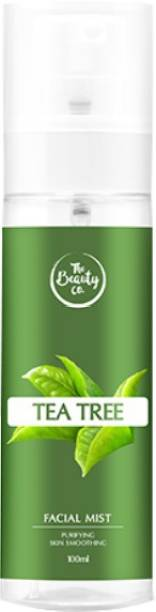 The Beauty Co. Tea Tree Facial Mist For Pure Skin For Women