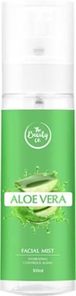The Beauty Co. Aloe Vera Mist For Hydrating Skin For Women