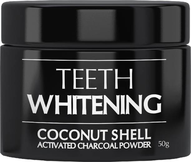 The Beauty Co. Activated Charcoal Teeth Whitening Powder