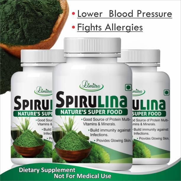 Limitra Spirulina , Natur's Super Food 100% Natural