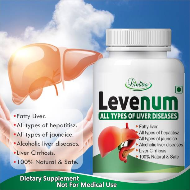 Limitra Levenus, for all types of Liver Diseases 100% Natural