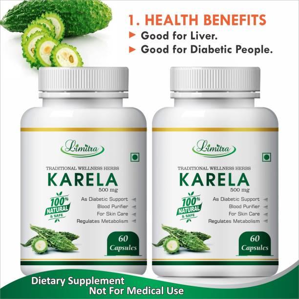 Limitra Karela, Blood Purifier Regulate Metabolism