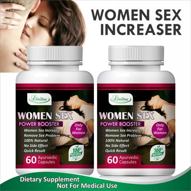 Limitra Women sexpower booster herbal capsules 100% Ayurvedic