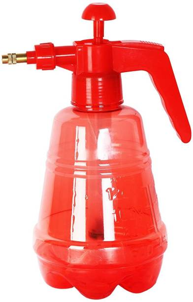LEURO spray pump bottle for sanitizing 1.2 l hand held red 1.2 L Hand Held Sprayer