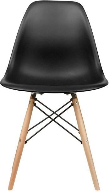 unique360 Plastic Living Room Chair