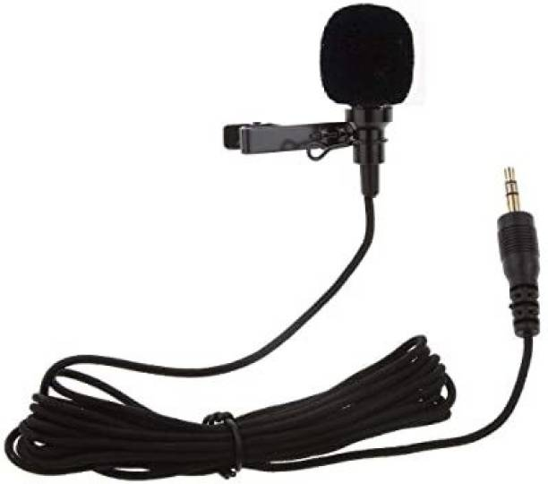 Welltech Collar Mic for Youtube Microphone