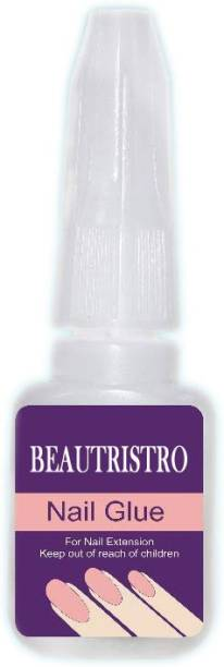 BEAUTRISTRO Nail Glue For Artificial Nail Artificial Nail Glue Waterproof