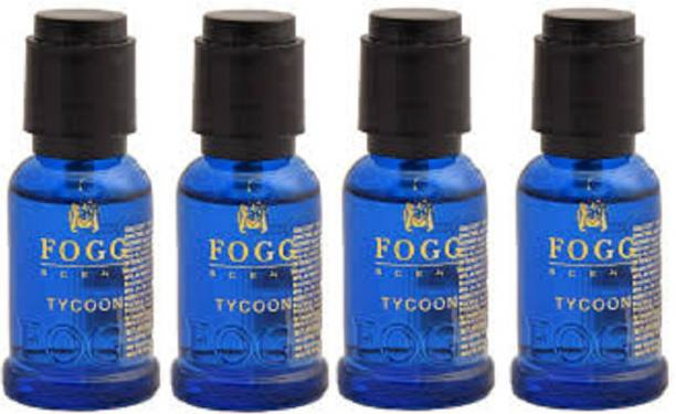 FOGG Tycoon Perfume 30Ml*4Pcs ME5021 Eau de Parfum  -  120 ml