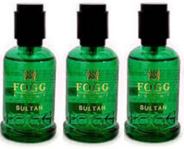 FOGG Sultan Perfume 30Ml*3Pcs RL5228 Eau de Parfum  -  90 ml