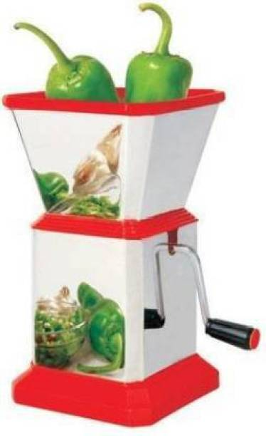 Fashion Frill Steel Chilly Cutter Vegetable & Fruit Chopper HOM120 0 L Popcorn Maker