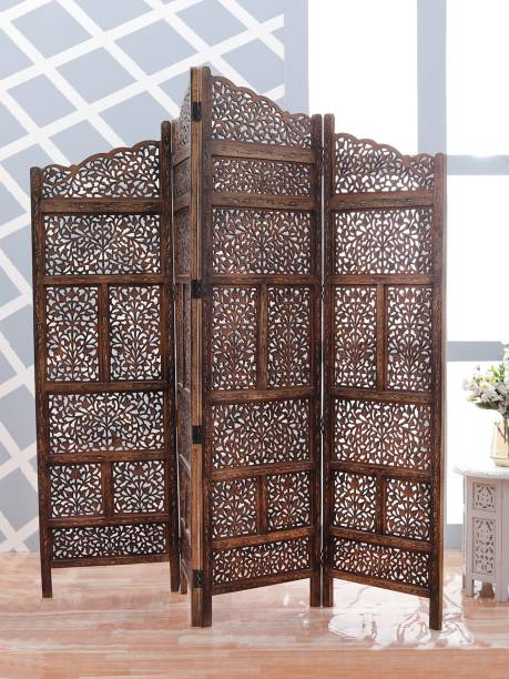 Decorhand Solid Wood Decorative Screen Partition