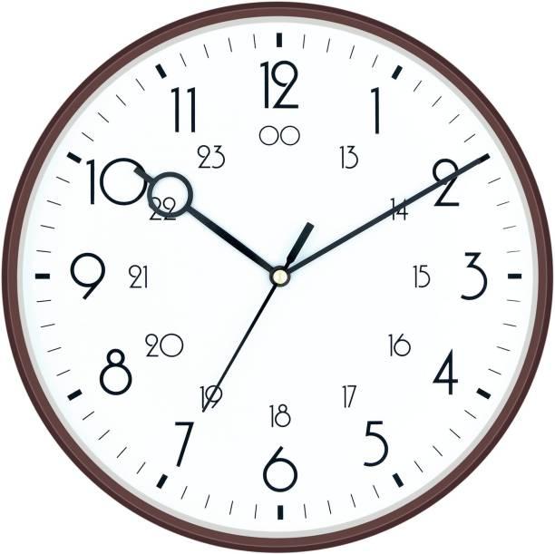 Masstone Analog 30.5 cm X 30.5 cm Wall Clock