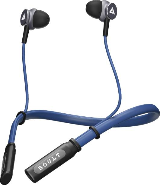 Boult Audio ProBass Curve Neckband Bluetooth Headset