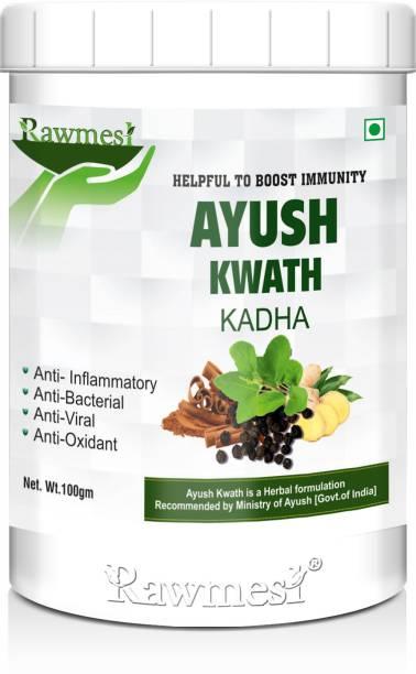 Rawmest Ayush Kwath - Immunity Booster Kadha