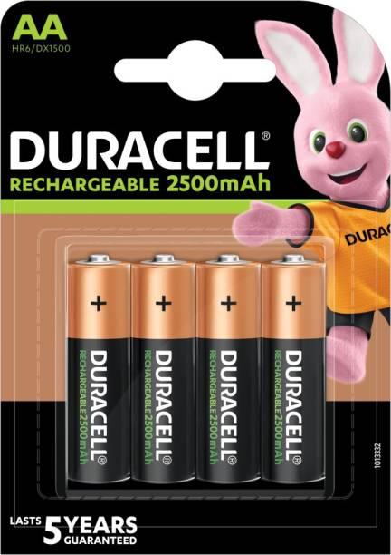 DURACELL Ultra A A - 4 Pcs - 2500 mAh  Battery