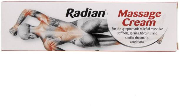 Radian Massage Cream (100g) Cream