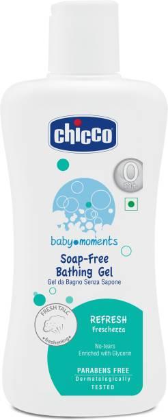 Chicco Bathing gel Refresh 200-Green