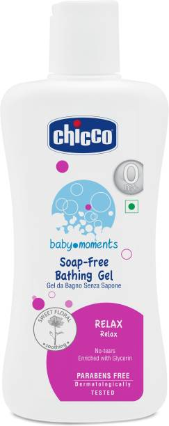 chicco Bathing gel Relax 200-Pink