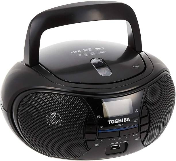 TOSHIBA TY-CRU20 Boom Box