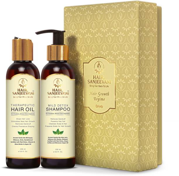 Hair Sanjeevani Hair Growth & Anti Hair Fall Regime
