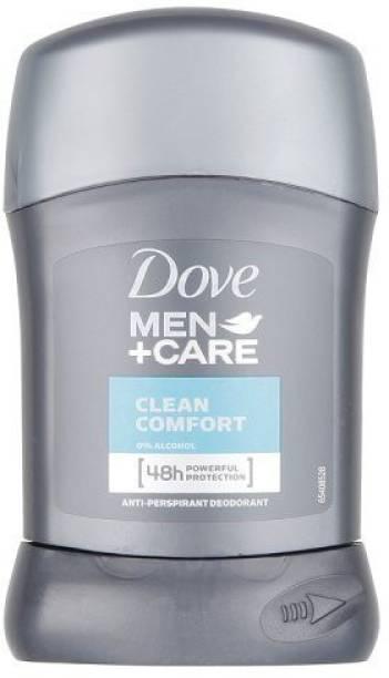 DOVE clean comfort Deodorant Stick  -  For Men