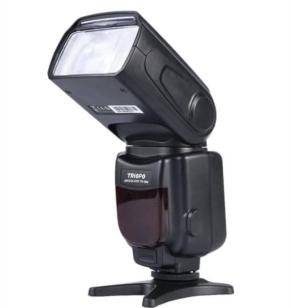 TRIOPO TR-950 Flash Light Speedlite Universal For Fujifilm Olympus nikon d3400 Canon 650D 550D 450D 1100D 60D 7D 6D Cameras Flash