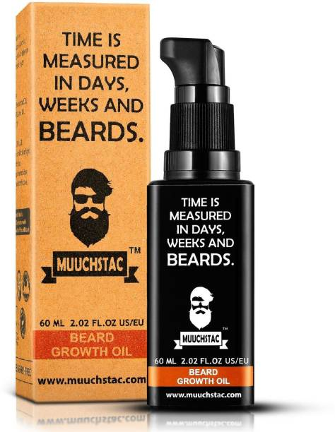 MUUCHSTAC Beard Growth Oil Hair Oil