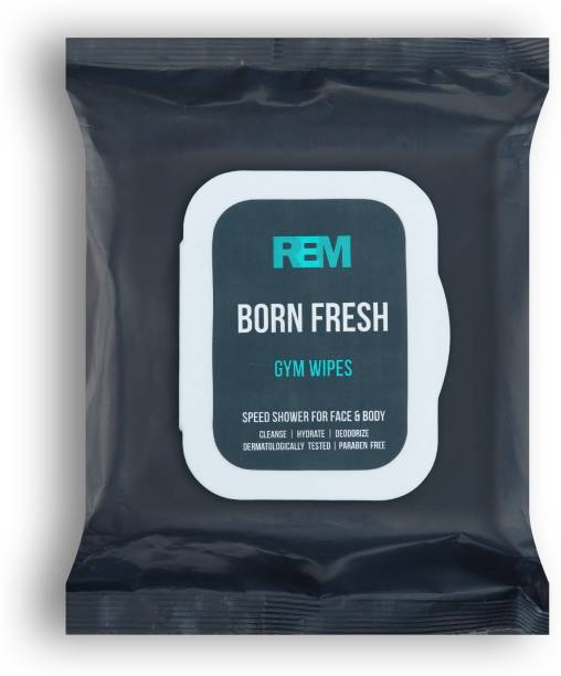 Colorbar Cosmetics Born Fresh Gym Wipes Makeup Remover