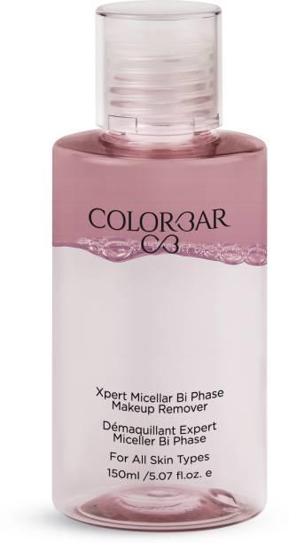 COLORBAR Xpert Micellar Bi Phase Makeup Remover Makeup Remover