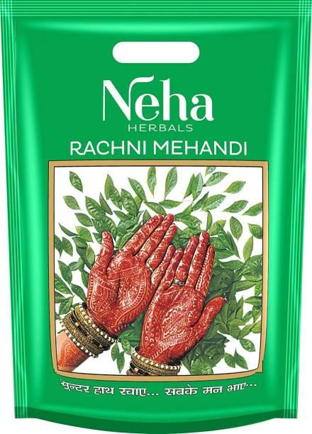 neha Herbal Rachni mehandi Natural Mehendi