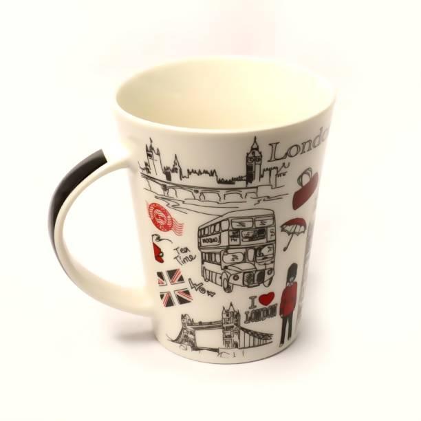 SUPER99 SR00010055 Bone China Coffee Mug