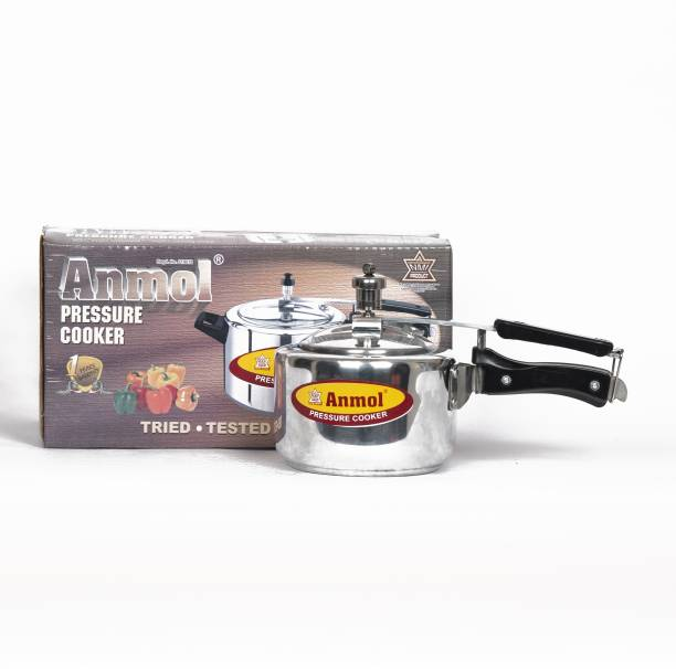 ANMOL Anmol Delux 1.5 L Pressure Cooker