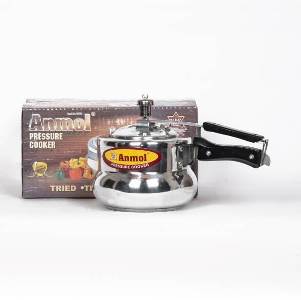 ANMOL Anmol Delux 2.5 L Pressure Cooker