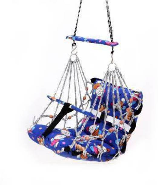 ABHAY CREATION Cotton Swing Chair Jhula for Babis Children Jhula Swings