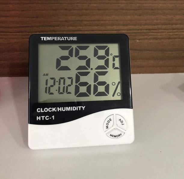 YUV'S LCD DIGITAL TEMPERATURE HUMIDITY HUMIDITY METER Thermometer
