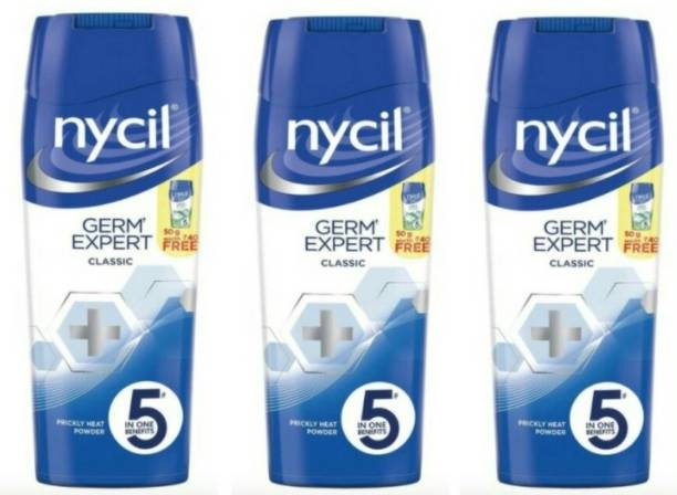 NYCIL Germ expert classic 150gm each(pack of 3)