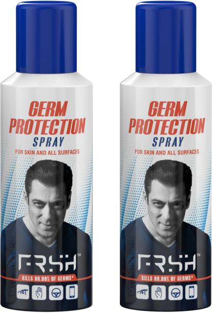 Frsh by Salman Khan Germ Protection Spray Combo 200ml Pack of 2