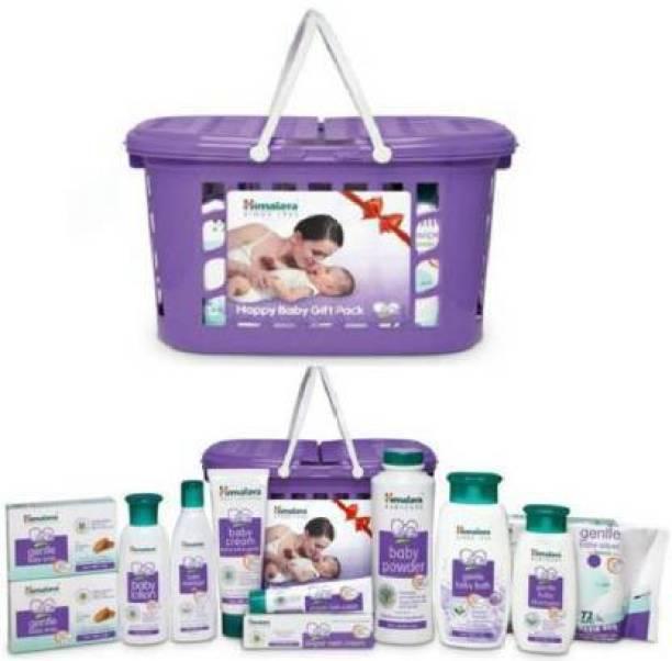 HIMALAYA Happy Baby Gift Pack - 9 Pcs