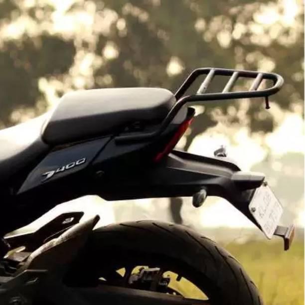 Ride Adventure Luggage Box Black Iron Motorbike Saddlebag