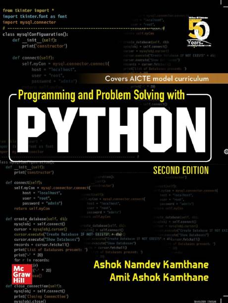 Programming and Problem Solving with Python | Second Edition