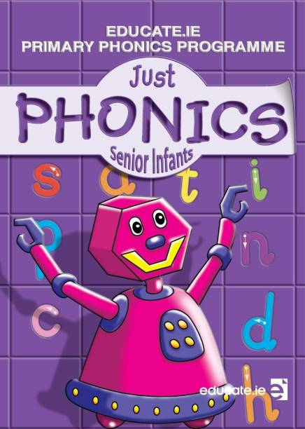Just Phonics Activity book (Education primary Phonics Programme) and follow the letter and Sound Sequence