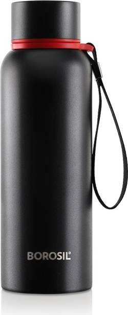 BOROSIL ra Trek Stainless Steel 700 ml Flask