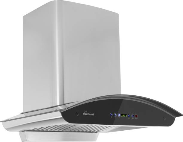 SUNFLAME RAPID 60 AUTO CLEAN DX Auto Clean Wall and Ceiling Mounted Chimney