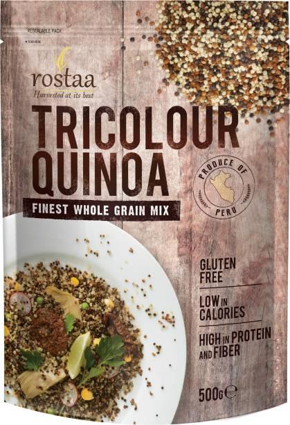 rostaa Quinoa Tricolor