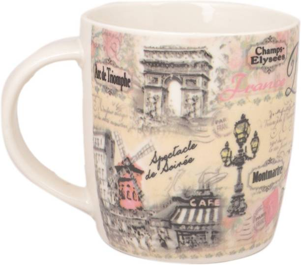 SUPER99 CERAMIC MUG 350 ml Ceramic Coffee Mug